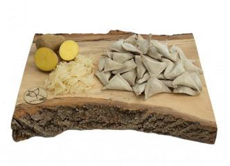 Tatarčené pirohy kapustové od Gazdov 500g