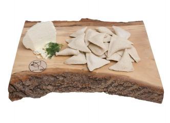 Bezlepkové tvarohové pirohy s kôprom od Gazdov