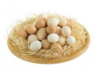 Domáce vajcia netriedené 30ks