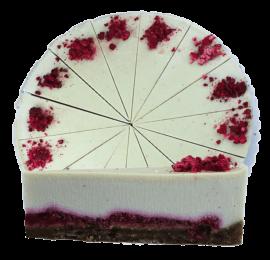RAW bezlepkové torty