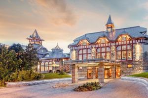 Grand Hotel Kempinski Vysoké Tatry