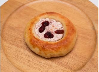 Moravský tvarohovo-marhuľový koláč 100g