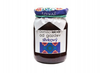 Slivkový lekvár od Gazdov
